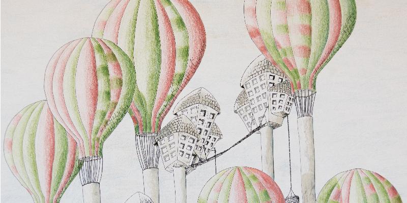 ville-montgolfière-en-tete-illustration