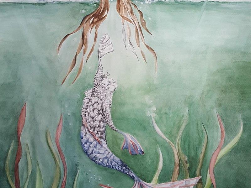 La métamorphose - poisson himme