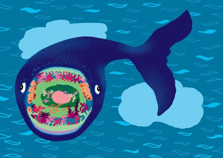 Le confinement dans la gueule d'une baleine